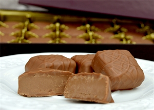 12 pc. Milk Chocolate Peanut Butter Melt-A-Ways