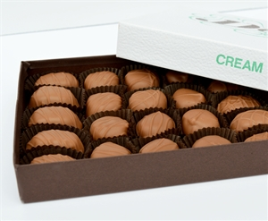10 oz. Milk Chocolate Cream Assortment