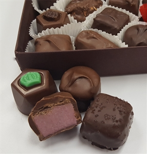 Sugar Free Milk and Semi-Sweet (Dark) Assortments