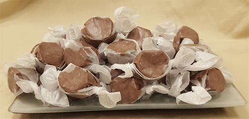 1 lb. Chocolate Salt Water Taffy