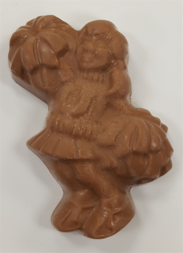 2.25 oz. Milk Chocolate Cheerleader