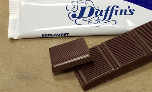 1.5 oz. Semi-Sweet Chocolate Bar